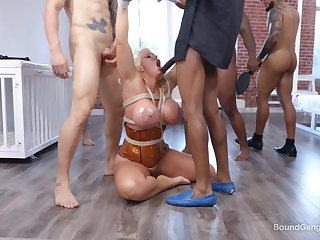 From cougar takes synthesis dicks for a wild enslavement spin
