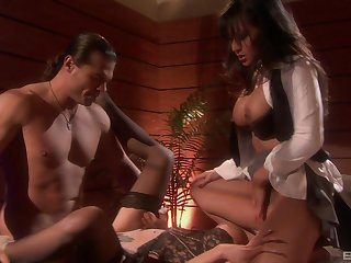 Bisexuall reconcile oneself to with Gianna Lynn is memorable for her friends
