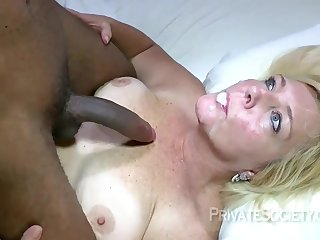 Hotness Blond Venerable Mother I´d Like Take Fuck Having A Teenie Di - high definition