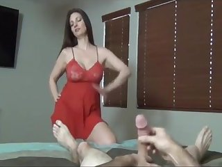 This hot MILF-next-door sucks a dick like a pro and rides it even emendate