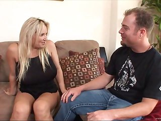 Big tits cougar kirmess gets their way obese butt fucked