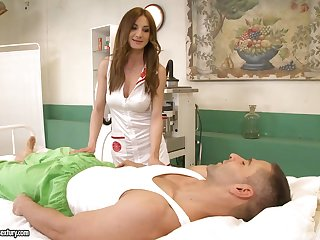 To be sure ' bootyful masseuse Alice Romain ends there having clamminess anal sex