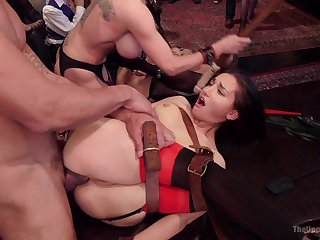 Severe BDSM porn for the smashed admass