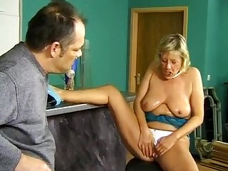 Aged with an increment of young pussy fuck compilation with sexy matures